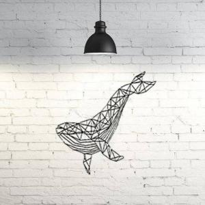 Decoración de pared – Orca