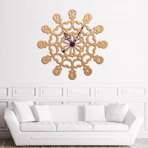 Reloj de pared decorativo