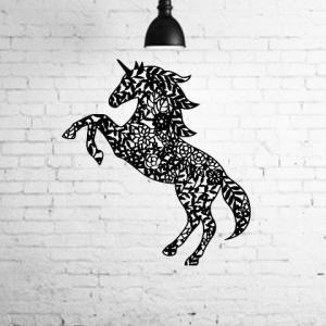 Decoración de pared  – Unicornio