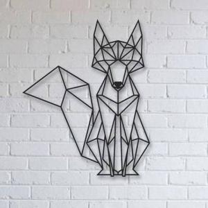 Decoración de pared – Zorro